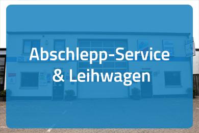 Abschlepp-Service & Leihwagen