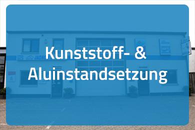 Kunststoff- & Aluinstandsetzung